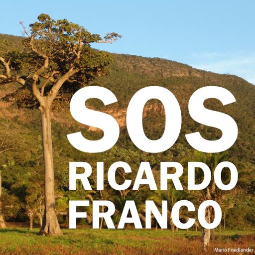 imagem do site SOS Parque Estadual Serra de Ricardo Franco